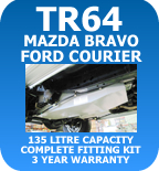 Long Range Replacement Fuel Tank Mazda Bravo & Ford Courier